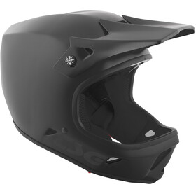 TSG Advance Solid Color casco per bici Uomo nero